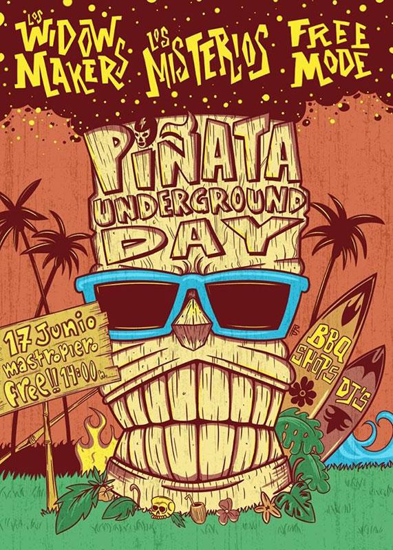 Piñata Underground Day II
