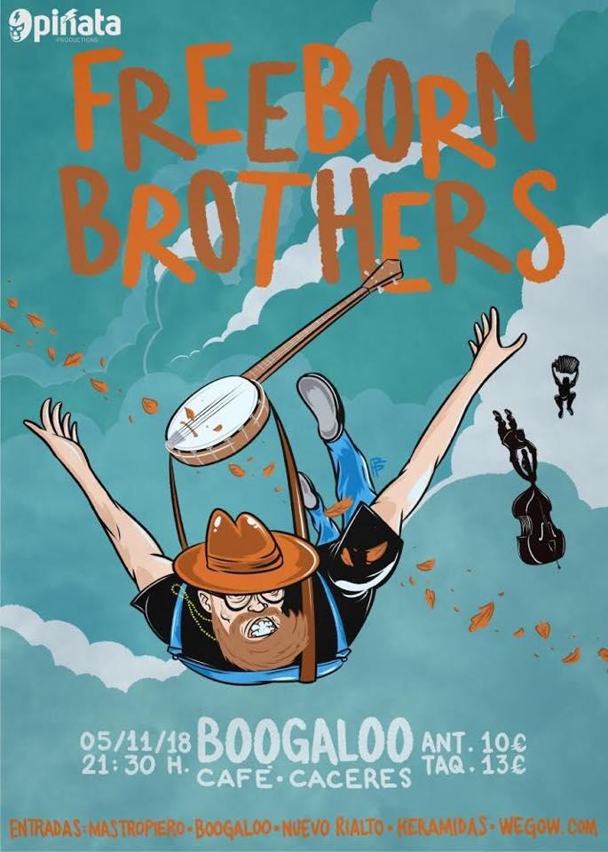 Freeborn Brothers