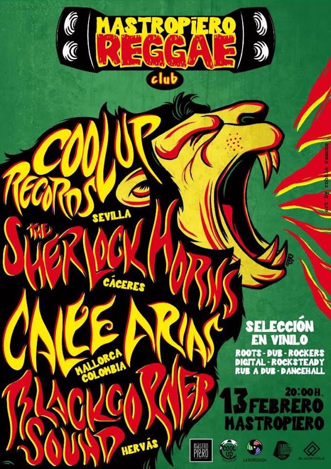 Mastopiero Reggae Club I