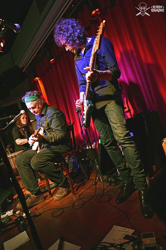 Mark Olson & Rubén Pozo